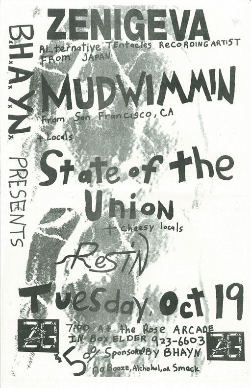 File:1993-10-19 jpg - The Rapid City Punk Rock Archive